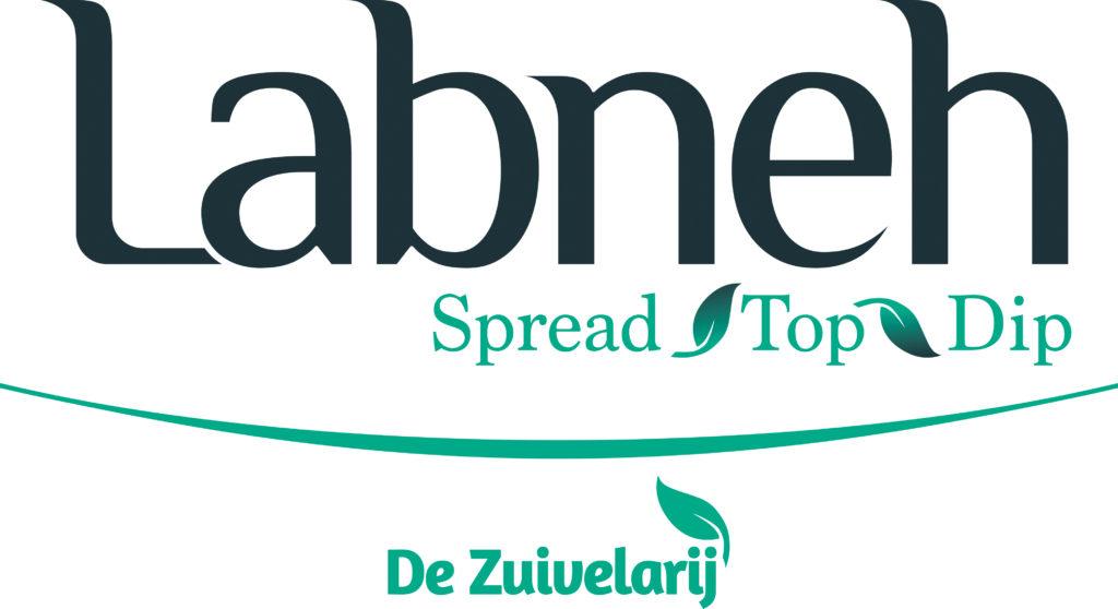 Labneh Logo + De Zuivelarij