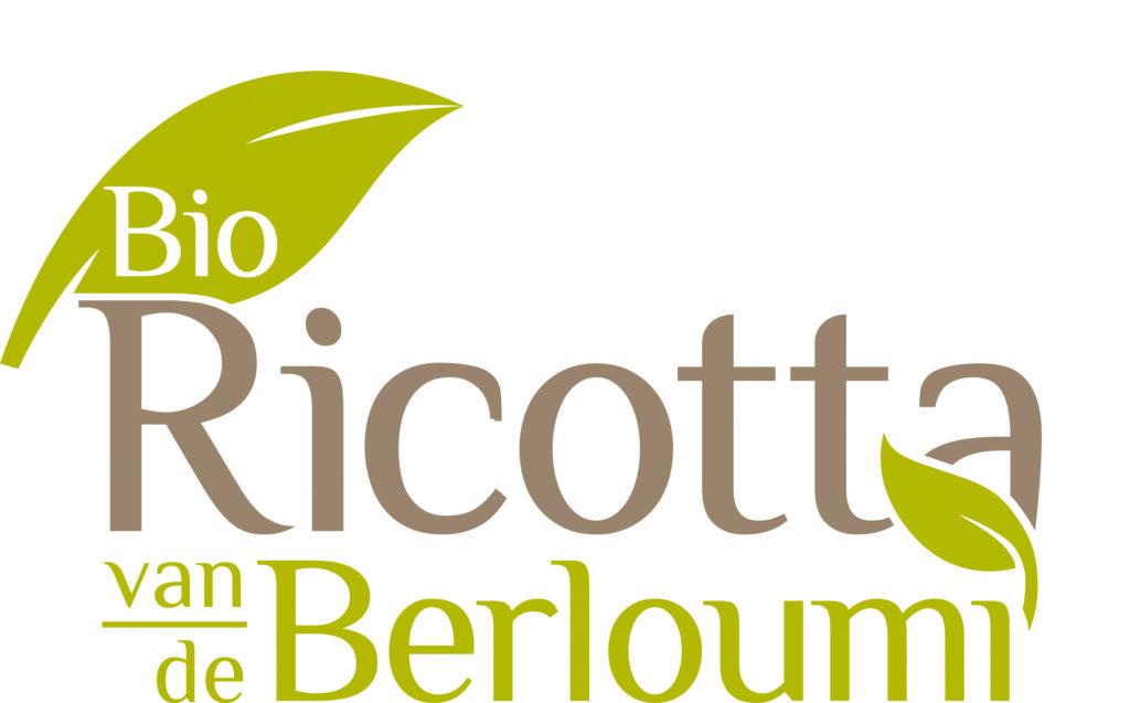 Logo Bio Ricotta, Bio Berloumi ,  De Zuivelarij